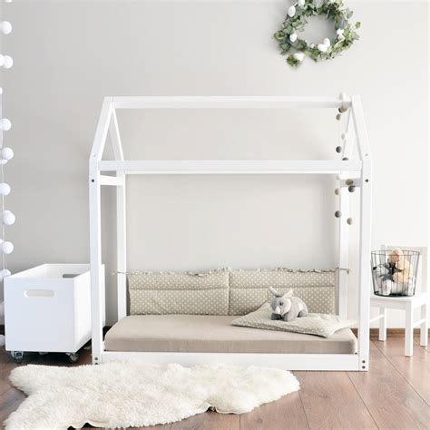 Baby Bed Frame Size Toddler Bed Montessori House Bed Frame Baby Bed