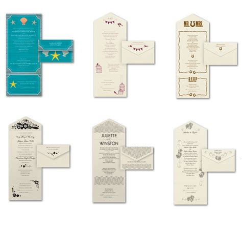 Discount Seal And Send Wedding Invitations seal and send invitations discount invitations