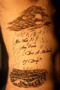 dagger tattoo designs 45 cloud tattoos meaning and designs gallery for men and women inspirationseek com