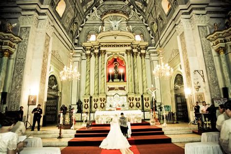 san agustin church wedding reviews catholic church wedding do s and don ts hizon s catering