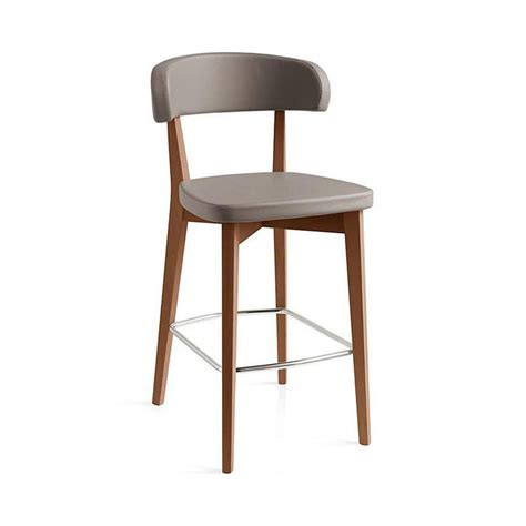 bar stools somerville ma siren cb 1542 wooden counter stool by connubia calligaris