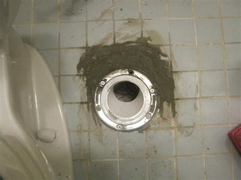 How To Replace Closet Flange by Best Tips For Replacing A Toilet Flange The Homy Design
