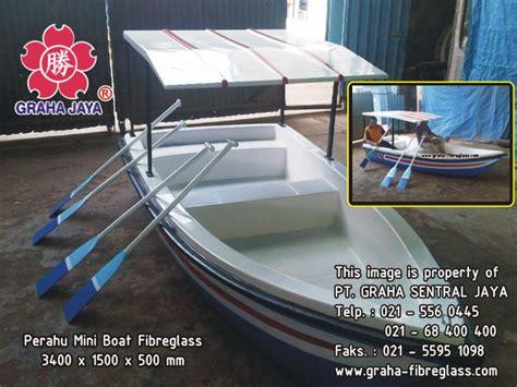 Perahu Dayung Perahu Mini Danau Perahu perahu dayung mini boat fiberglass untuk taman rekreasi olah raga danau tambak perikanan