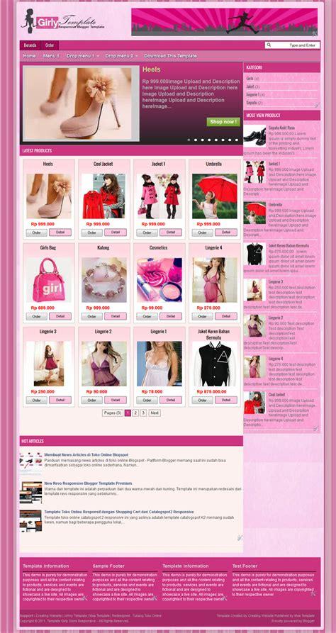 template toko online gratis 2014 6 template toko online responsive gratis dan premium