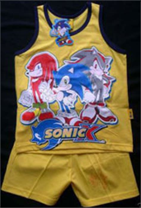 Sonic Blue Spandex new current uk sonic the hedgehog clothes