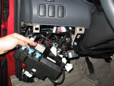replacing brake light switch toyota tacoma flasher relay location tacoma