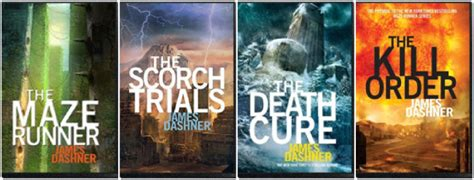 The Maze Runner Series the maze runner by dashner books thoughts