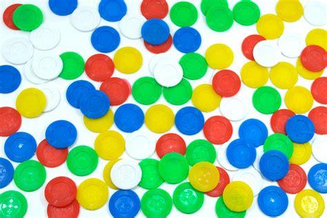 como elaborar bolsas con fichas ficha mediana de pl 225 stico 100 piezas wiwi juegos mayoreo