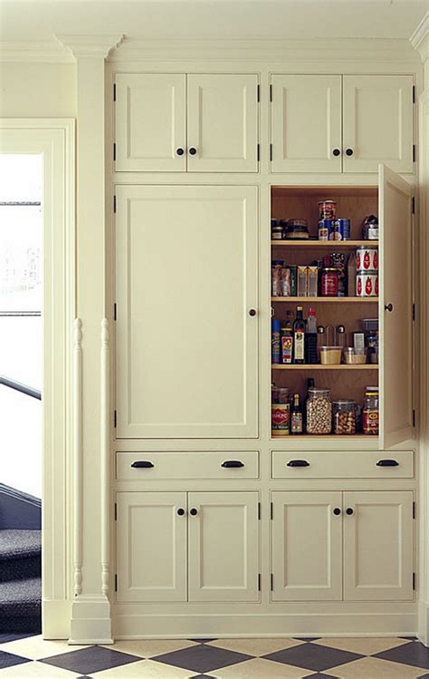 floor to ceiling pantry 30 kitchen pantry cabinet ideas for a well organized kitchen