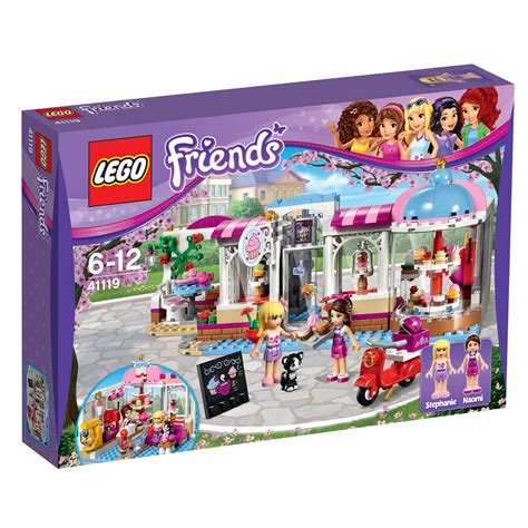 Lego 41119 Heartlake Cupcake Cafe 41119 lego heartlake cupcake caf 233 friends age 6 12 439 pcs new 2016 release