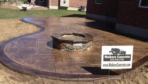 sted concrete patio with pit building a pit on concrete patio 28 images review