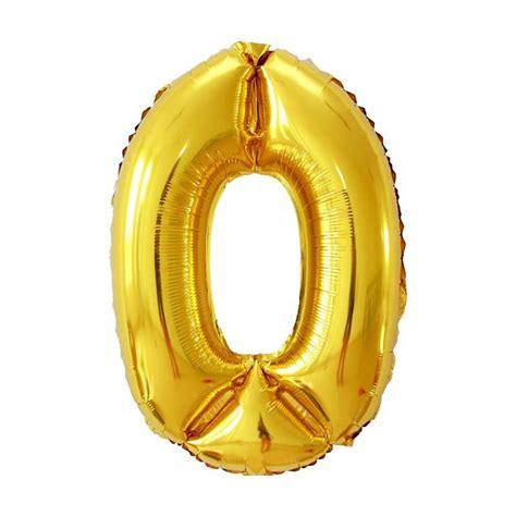 our angka 9 emas balon jual our angka 0 emas balon 80 cm