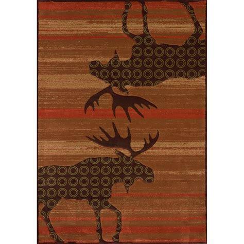 terracotta area rugs terracotta moose area rugs