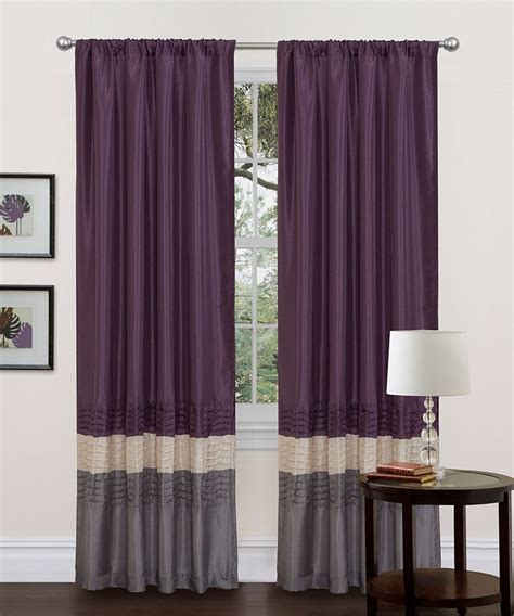 curtain color for purple wall best 25 dark purple bedrooms ideas on pinterest purple