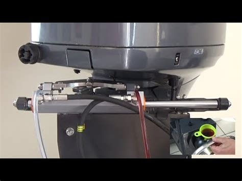 boat hydraulic steering rebuild seastar repair doovi