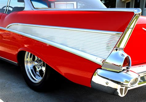 Auto Upholstery Fasteners Danchuk 1957 Bel Air Classic Chevy Photos