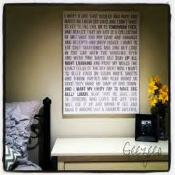 canvas wall with quotes quotesgram