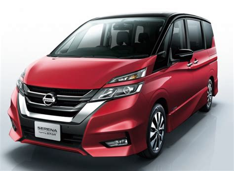 Nissan Serena 2019 by 2020 Nissan Serena Release Date And Price 2019 2020