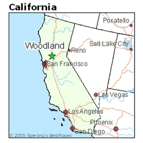 map of woodland california best places to live in woodland california