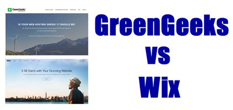 blogger vs wix greengeeks vs wix 2017 here s what you should know