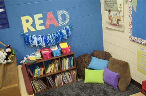 Reading Corner by Must Haves For Your Kindergarten Reading Corner
