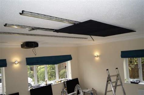 Starscape Ceiling by Uk Home Cinemas Home Cinema Installation In Cambridgeshire