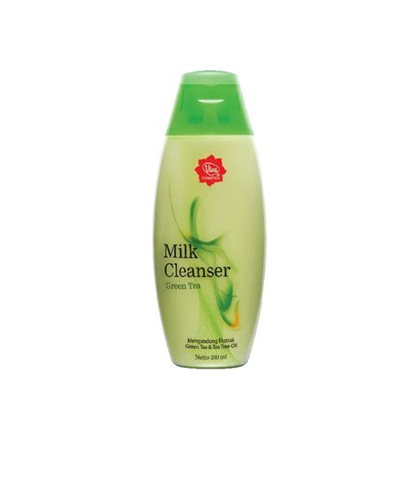 Viva Lotion Green Tea milk cleanser green tea viva cosmetics