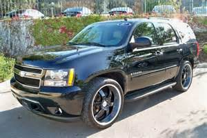 Customize Chevrolet Tahoe Chevrolet Tahoe Custom Suv Tuning