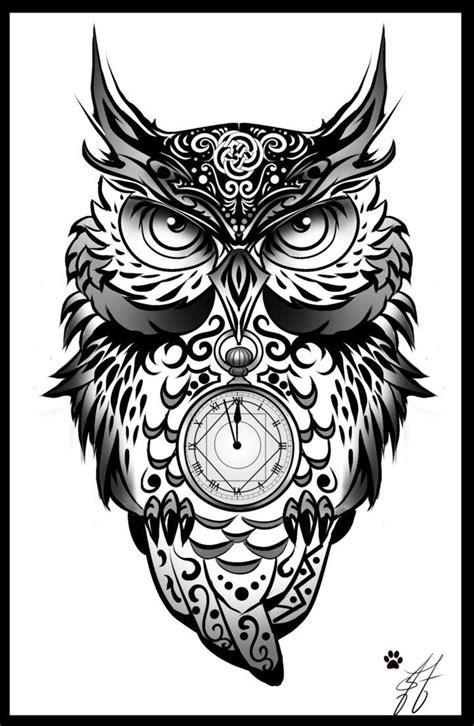 celtic owl tattoo design 26 best celtic owl tattoo sketches images on pinterest