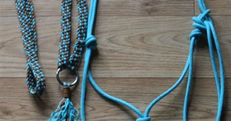 Bronc Halter Noseband Template by Touwhalster Indian Met Gewoven Sidepull In Turquoise