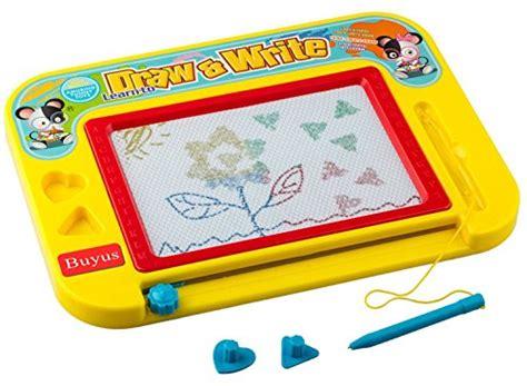 colour doodle magnetic drawing buyus mini travel size erasable imaginarium color