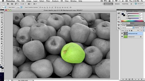 photoshop cs5 tutorial color splash effect adobe photoshop cs5 color splash tutorial youtube