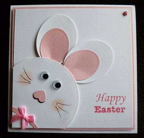 Handmade Easter Cards - handmade easter card ideas