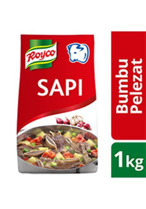 Royco Bumbu Ekstra Daging Sapi product catalogue unilever food solutions id