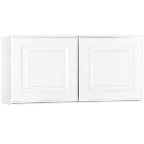 kitchen wall cabinets white hton bay hton assembled 30x15x12 in wall bridge