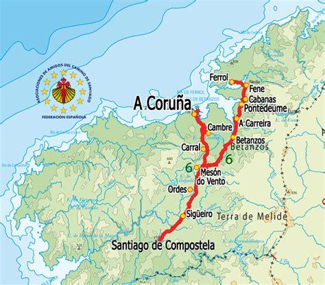 camino in inglese el camino de santiago caminos a santiago camino ingl 233 s