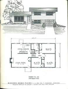 1950s house floor plans 17 best images about house plans on house