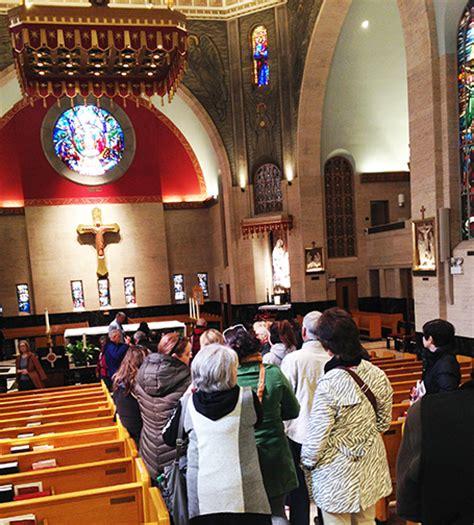 national shrine of st frances cabrini on tour open