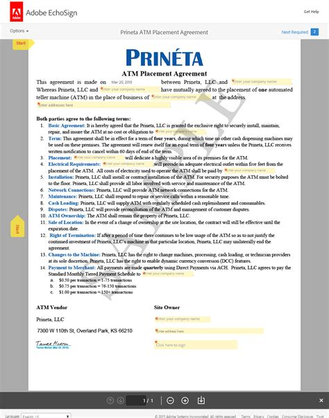 placement agreement template atm placement agreement sle