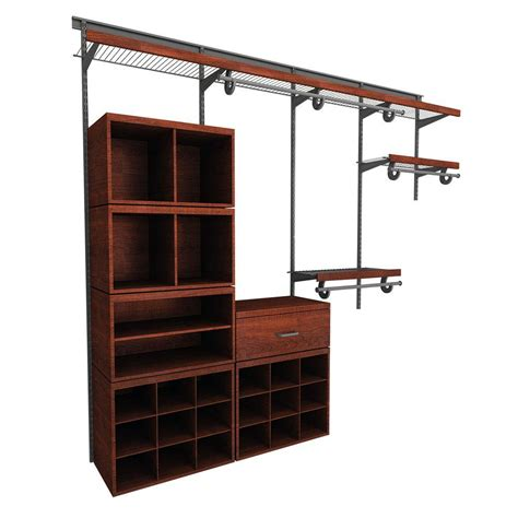 closet systems home depot comely wire closet shelving