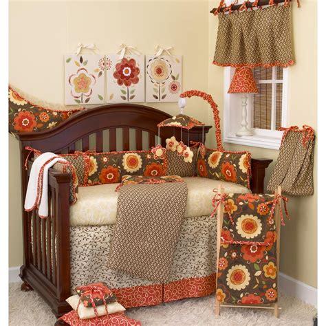 Cotton Tale Designs Peggy Sue Floral 4 Piece Crib Bedding Cotton Tale Crib Bedding Set