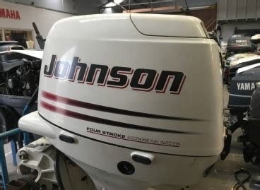 johnson buitenboordmotor 35 pk johnson buitenboordmotor outboard occasions