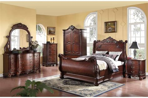 queen size bedroom furniture sonata 5 piece queen size bedroom set by elements kingdom