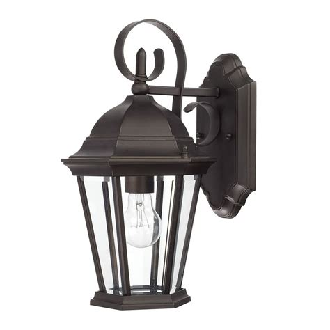 outdoor carriage light fixtures capital lighting carriage house old bronze outdoor wall