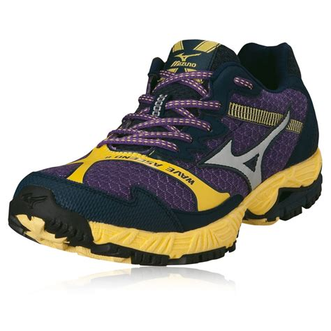 mizuno trail running shoes womens mizuno wave ascend 8 s trail running shoes 41