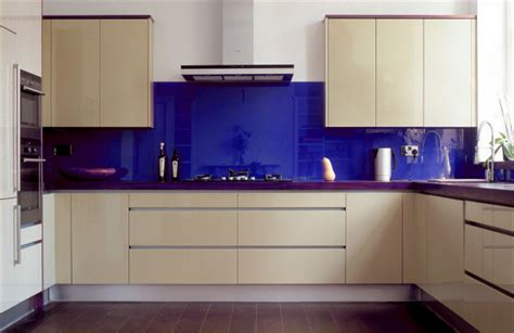 kitchen remodel designs purple backsplash