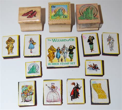 wizard of oz rubber sts lost found vintage toys 30 posts from april 2013