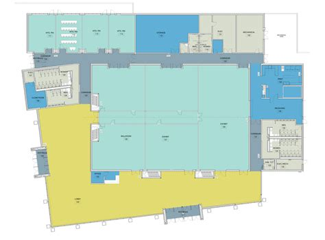 Floor Plan Presentation two great centers one great location