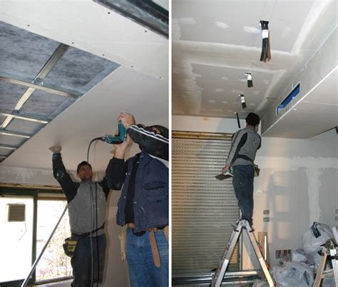 insonorizzare il soffitto insonorizzare il soffitto