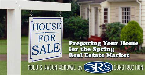 prepare your home for spring preparing your home for the spring real estate market part
